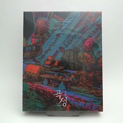 The Wailing .Blu-ray Steelbook Full Slip Type B