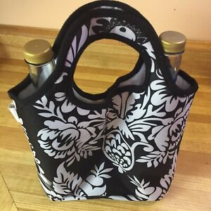 Two-Bottle Wine Tote (never used)