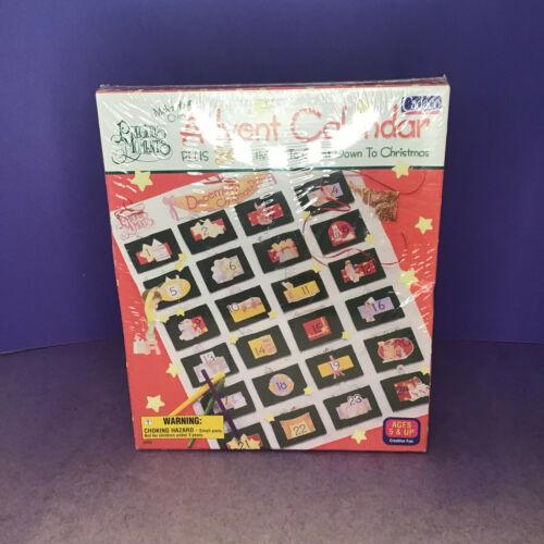 Sealed Precious Moments Advent Calendar Cadaco 9260 Christmas Activities