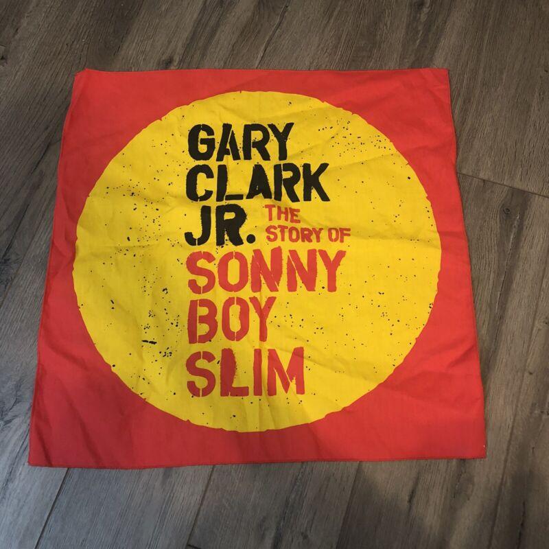 Gary Clark Jr. The Story Of Sonny Boy Slim Promo Bandana