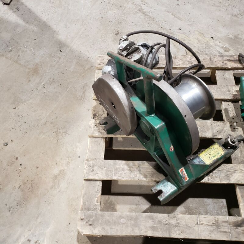 Greenlee 4000 lbs Wire Cable Tugger Puller