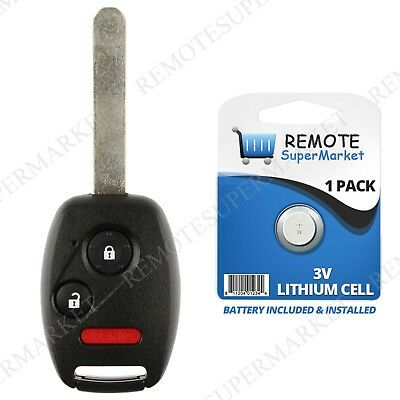 Replacement for 2006 2007 2008 2009 2010 2011 Honda Civic Lx Remote Car Key Fob