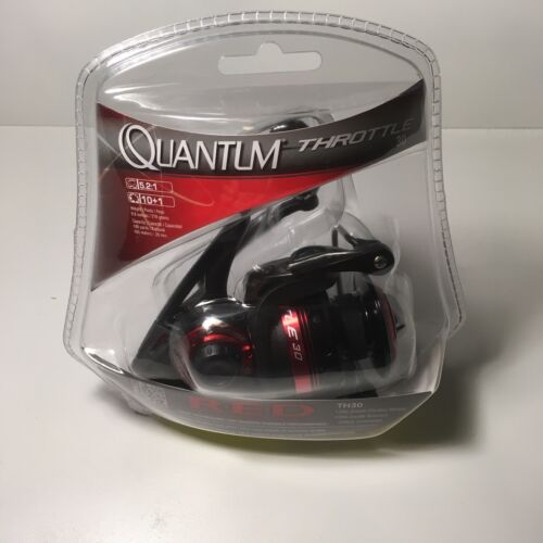 QUANTUM  TH30 SPINNING REEL; BRAND NEW UNOPENED IN CLAM PACK
