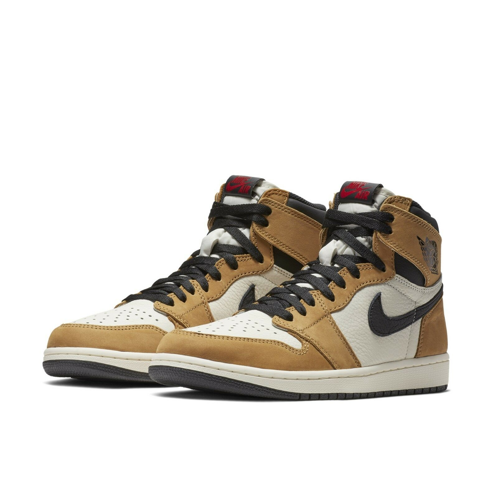 7d2092e4e54efd Air Jordan 1 Retro High OG Rookie of The Year ROTY AJ1 Gold Harvest 555088- 700