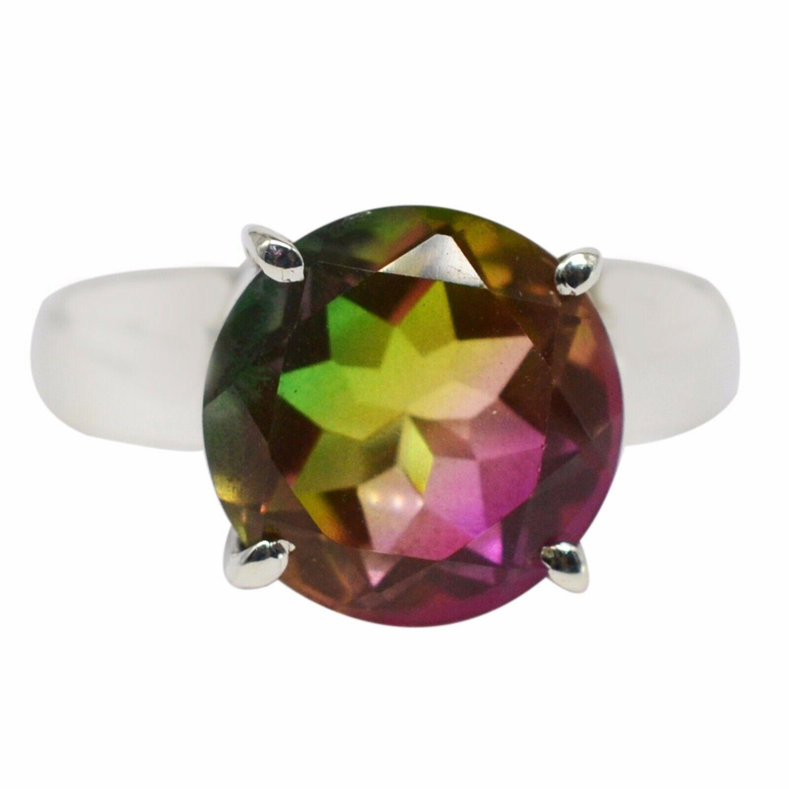 925 Sterling Silver Carnelian Chalcedony Gemstone 6.30 gm.Ring Fine Jewelry CCI