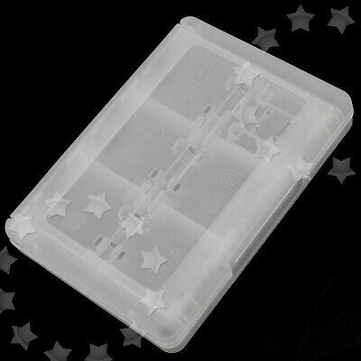 White 28-in-1 Game Card Case Holder Cartridge Box fit Nintendo DSi XL...