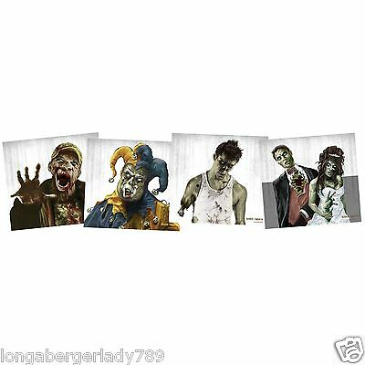 ZOMBIE WIFE WEDDING SHOOTING RANGE TARGETS JERSEY SHORE CLOWN GROOM WALKING - Target Bridal