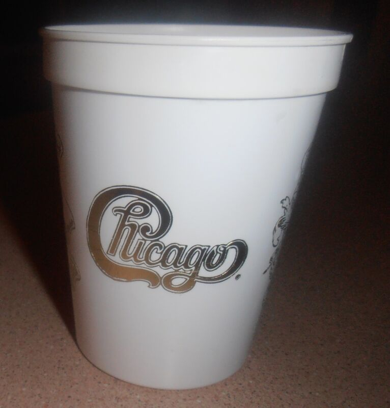 VINTAGE & RARE 1990 ENDYMION CHICAGO JOHN GOODMAN MARDI GRAS CUP NEW ORLEANS