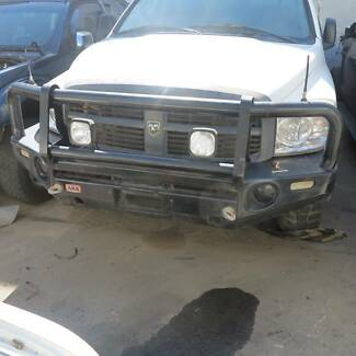 ARB Steel Winch Bullbar Removed from Dodge Ram 2500 wil fit other
