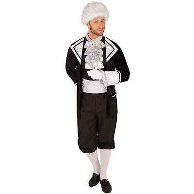 Herrenkostüm Barock Graf Rokoko edel Lord Renaissance Casanova Edelmann (Renaissance Edelmann Kostüme)