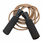 Leather Fitness Jump Ropes