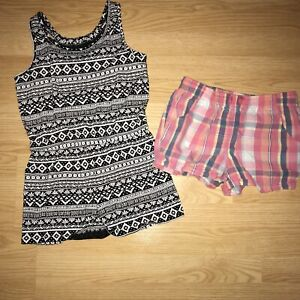 Girls Shorts and Romper