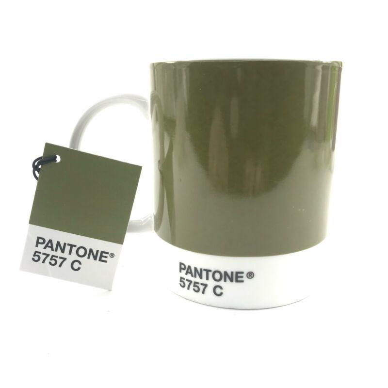 Pantone Coffee Mug - 5756 C - Olive Green Army - Factory Second