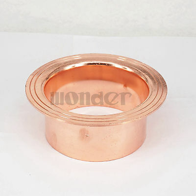 108mm End Feed Copper Liner Insert Pipe Fitting For Flange
