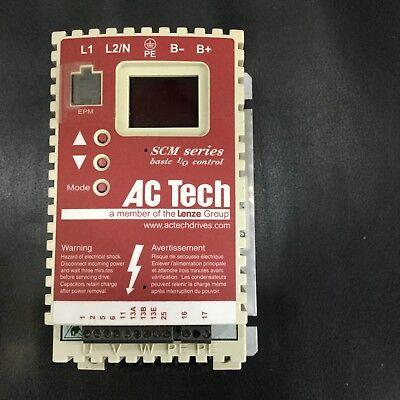 Ac Tech Motor Drive Sm204s