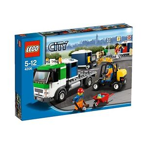 LEGO City Set 4206 Recycling Truck - New Sealed Discontinued Retired HTF