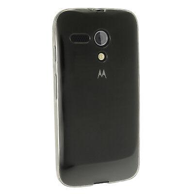 Funda Carcasa dura Transparente para Motorola Moto G - La más fina!!!