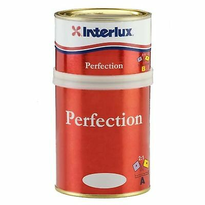 Interlux Perfection 2-Part Polyurethane Marine Topside Paint Quarts - Pick Color ()