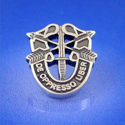 как выглядит Ювелирное изделие SOG Special Forces Tie Tack / Lapel Pin -Solid Sterling фото