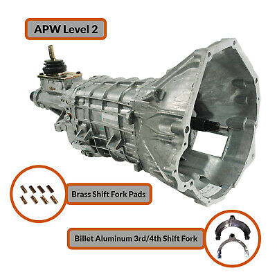 APW Level 2 Tremec TR-3650/5 Speed/Transmission/2001-2004 Ford Mustang 4.6L/Ford
