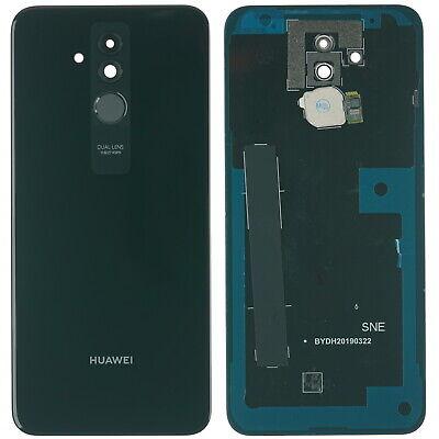 Huawei Mate 20 Lite Back Cover Gehäuse Rückseite Kamera Linse schwarz Back Cover Gehäuse