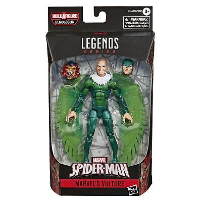 """Marvel Legends - VULTURE Action Figure 6"""" - Demogoblin BAF - Spiderman"""