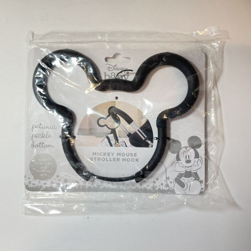 Petunia Pickle Bottom Disney Mickey Mouse Stroller Hook