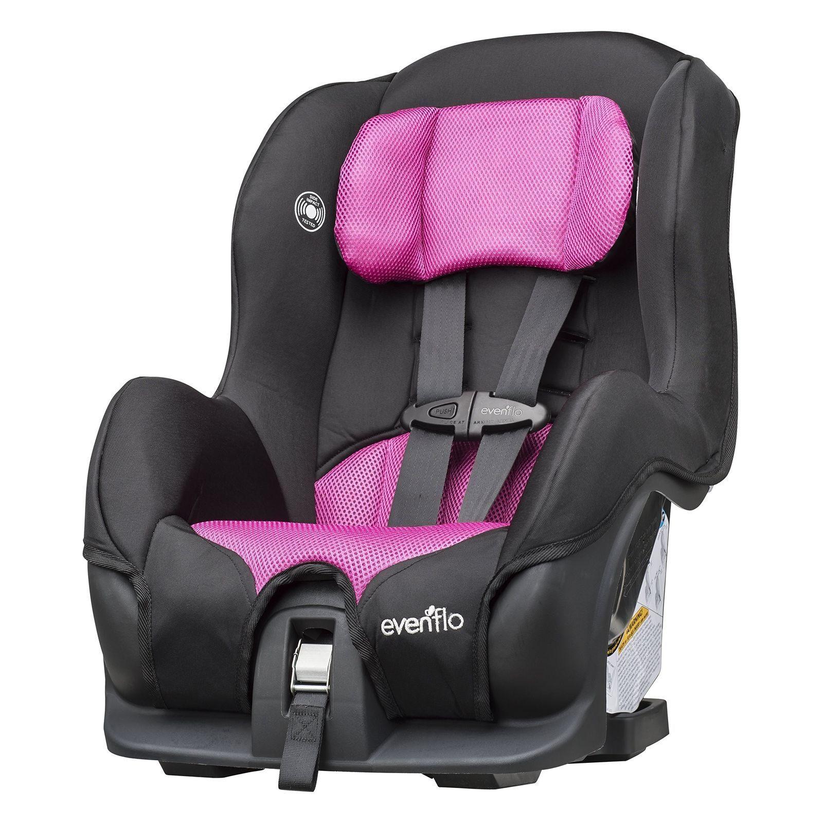 Evenflo Tribute LX Convertible Car Seat, Abigail