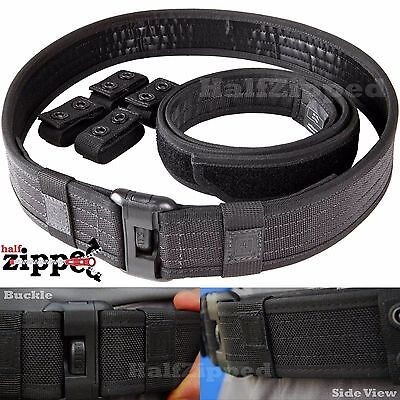 5 11 Tactical Duty Belt Sierra Bravo Kit 59505 Belt With Liner And Keepers