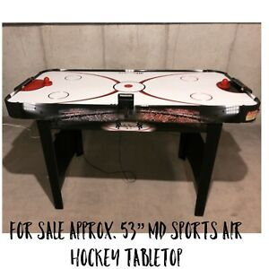 MD Sports Air Hockey Table