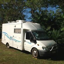 2005 FORD TRANSIT T430 WINNEBAGO 4 BERTH EXCELLENT CONDITION Mount Isa Mt Isa City Preview