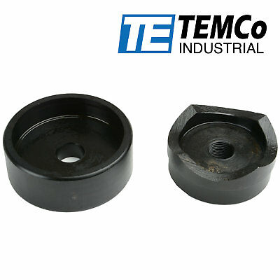 Temco 2-12 Conduit Punch And Die For Hydraulic Knock Out Driver M20x1.5mm