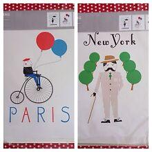 2 Ikea Prints - Paris & New York North Balgowlah Manly Area Preview