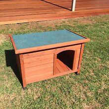 Small dog kennel Blair Athol Port Adelaide Area Preview