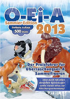O-Ei-A 2013 - limitierte Sammler-Edition, incl. Seriennummer + portofrei!