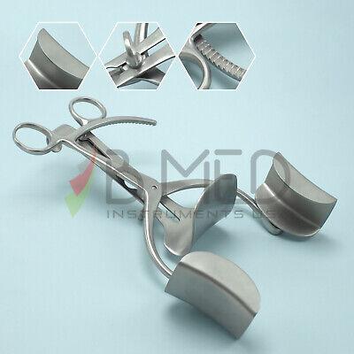 Or Grade Collin Abdominal Retractor With 3 Blades Surgical General Surgery
