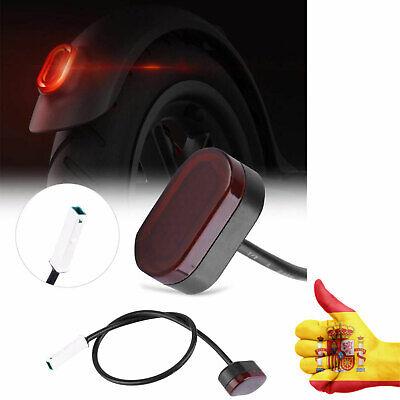 1x Seguridad Lámpara Led Luz Trasera Para Xiaomi Mijia M365 Patinete Eléctrico