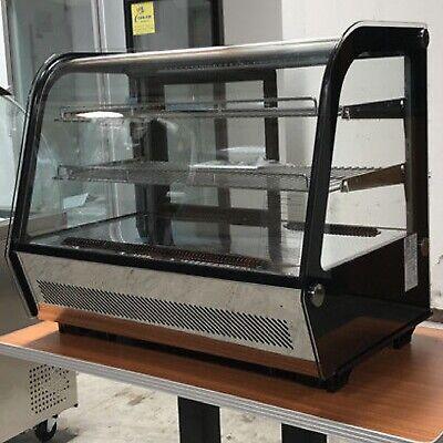 Deli Refrigerator Case Showcase 35 Countertop Bakery Counter Top Commercial