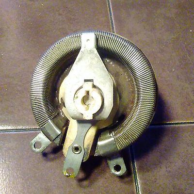 Ohmite Rheostat pn 0450,  Series A, 75 ohm