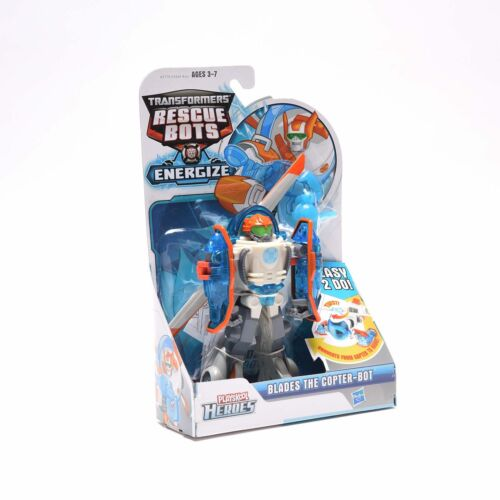 Transformers Playskool Heroes Rescue Bots BLADES THE CPTER-B