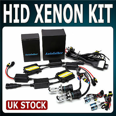 ERROR FREE AC CANBUS BALLASTS HID CONVERSION KIT H1 H3 H4 H7 H8H9H11 9005 9006