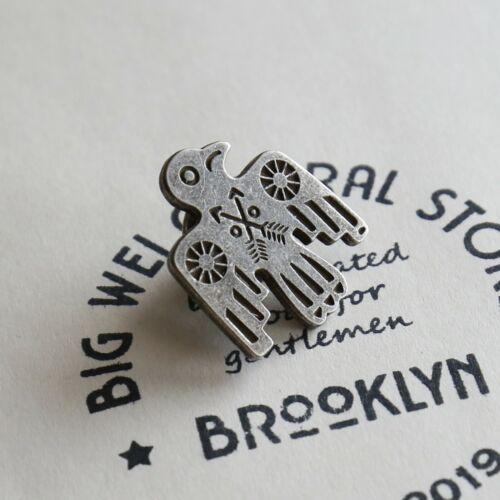 Ralph Lauren Double RL Thunderbird Pin