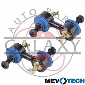 New Complete Front Sway Bar Links Pair Kit Subaru Impreza Forester Outback