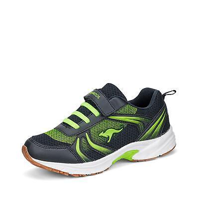Kangaroos Kinder Jungen Sneaker Low Sportschuhe Hallenschuhe Turnschuhe Schuhe