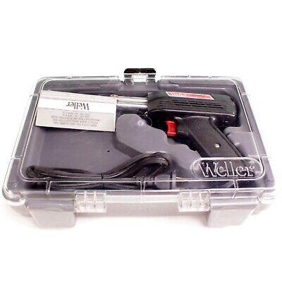 Weller Universal Dual Heat Soldering Gun - 8200pk Kit - 140w100w - Usa D43