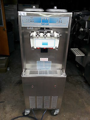 2000 Taylor 794 Soft Serve Frozen Yogurt Ice Cream Machine Warranty 3ph Water