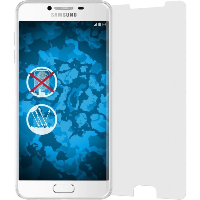 6 x Samsung Galaxy C5 Protection Film Anti-Glare