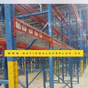 Pallet Racking, uprights