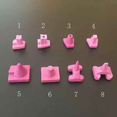 Dental Holding Furnace Ceramic Firing Pegs Pges Porcelain Oven Tray 8 Types