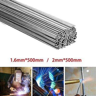2mm1.6mmx 50cm Us Easy Melt Welding Rods Low Temperature Aluminum Wire Brazing